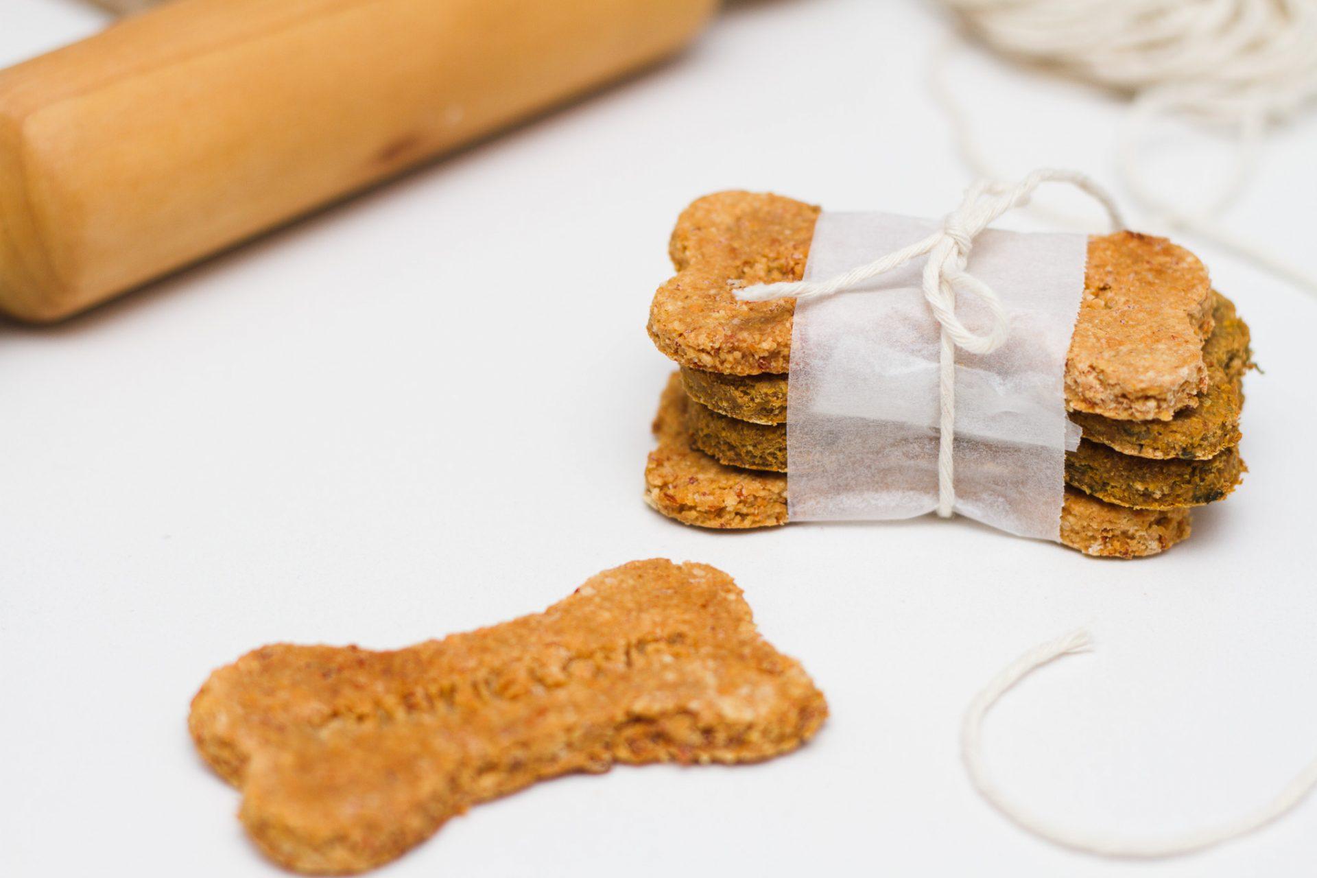 Dog biscuits - Frankie Loves