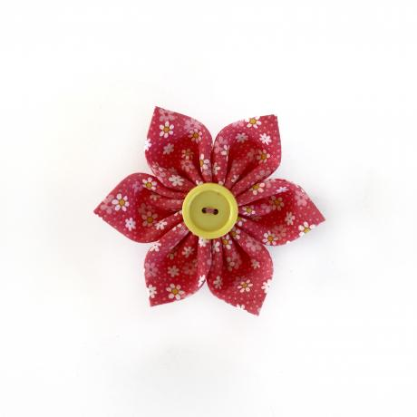 Summer Love Flower Bow