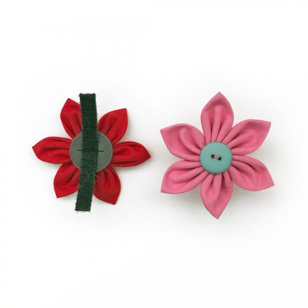 Flower bow - Frankie Wears