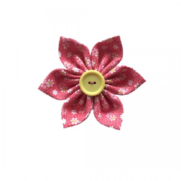 summer love flower bow