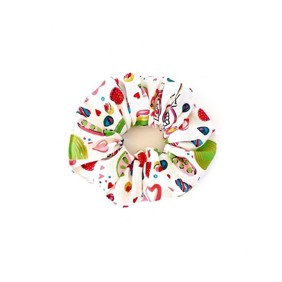 Candy Scrunchie