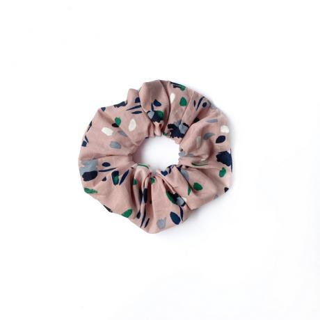Japanese Flowers Scrunchie