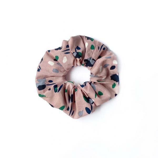 Japanese Flowers Scrunchie