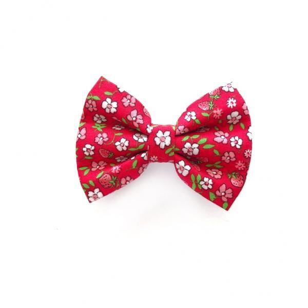 Strawberry Bow Tie
